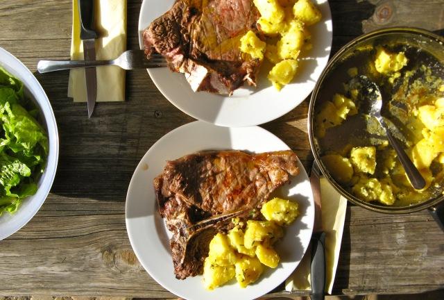 Steak/Grillen_0951